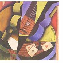 obra de Juan Gris - cubismo